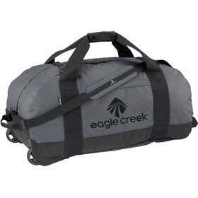 Eagle Creek No Matter What Rolling Duffel L, stone grey